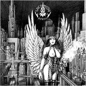 LACRIMOSA - Inferno cover