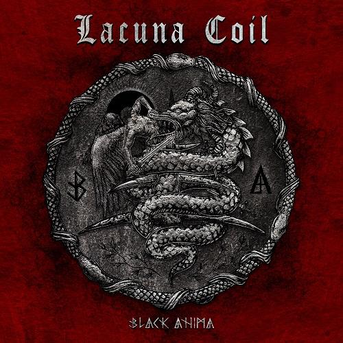 LACUNA COIL - Black Anima cover