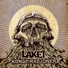 LAKEI - Konspirasjoner cover