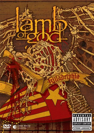 LAMB OF GOD - Killadelphia cover