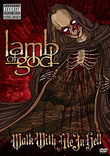 LAMB OF GOD - Walk With Me In Hell cover 