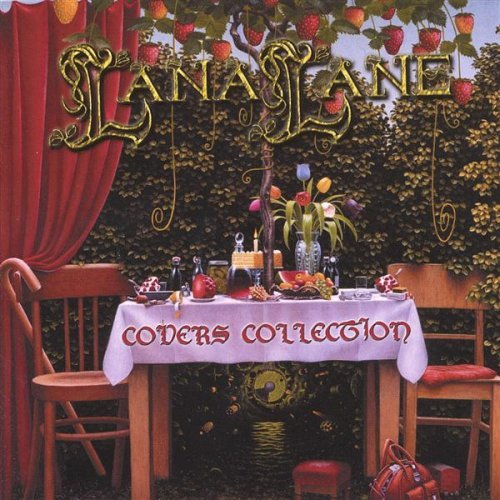 LANA LANE - Covers Collection cover