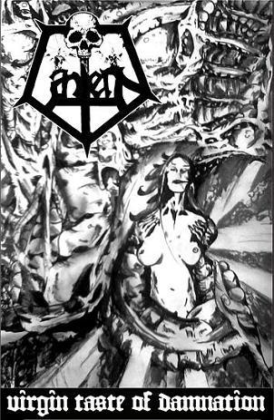 LANTERN - Virgin Taste Of Damnation cover