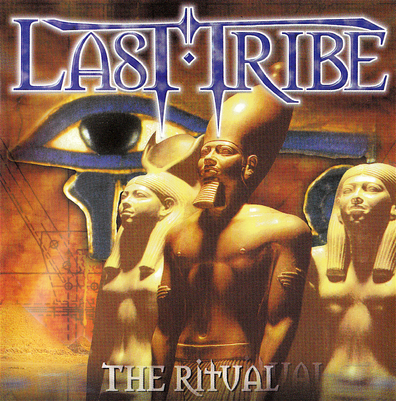 LAST TRIBE - The Ritual cover