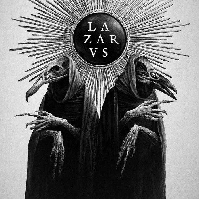 LAZARVS - Lazarvs cover