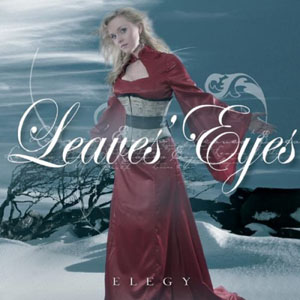 LEAVES' EYES - Elegy cover