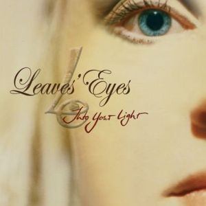 LEAVES' EYES - Into Your Light cover