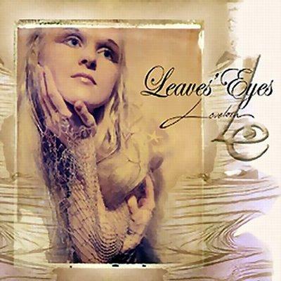 LEAVES' EYES - Lovelorn cover