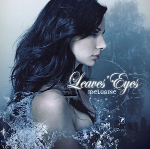 LEAVES' EYES - Melusine cover