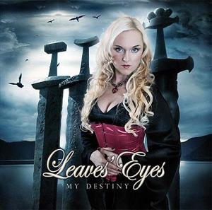 LEAVES' EYES - My Destiny cover