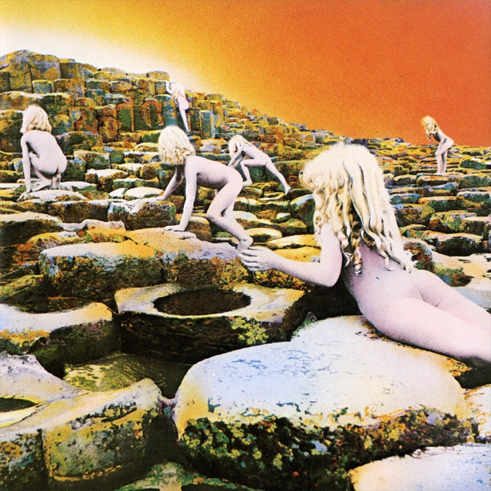 LED ZEPPELIN - Houses Of The Holy cover