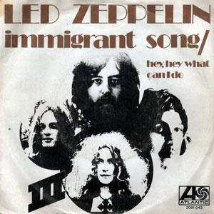 immigrant song