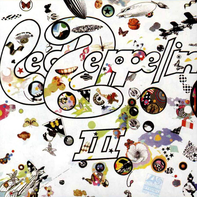 LED ZEPPELIN - Led Zeppelin III cover