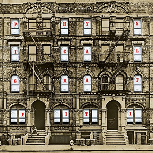 LED ZEPPELIN - Physical Graffiti cover