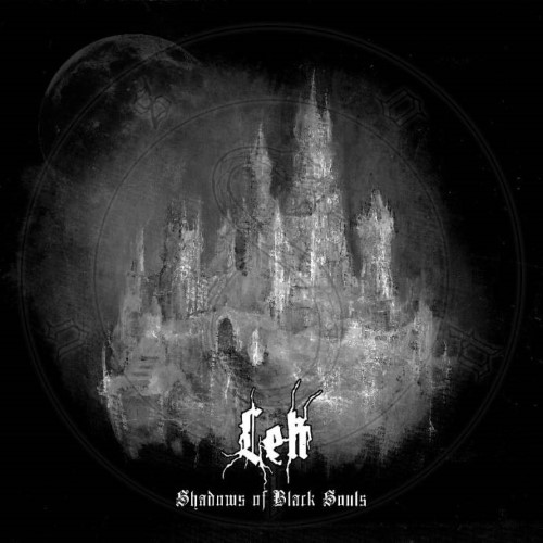LĘK - Shadows of Black Souls cover