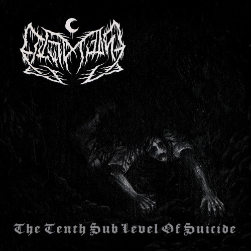 LEVIATHAN (US BLACK METAL ACT) - The Tenth Sub Level of Suicide cover