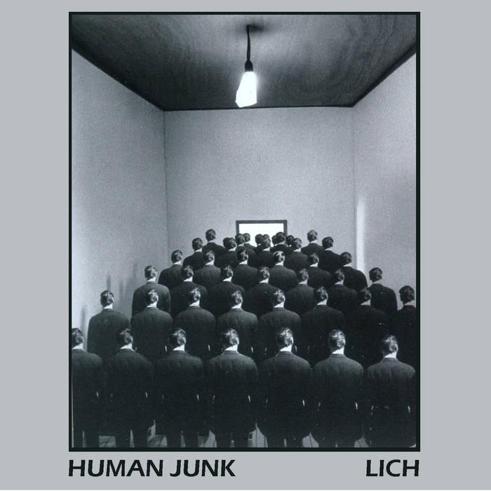 LICH - Human Junk / Lich cover