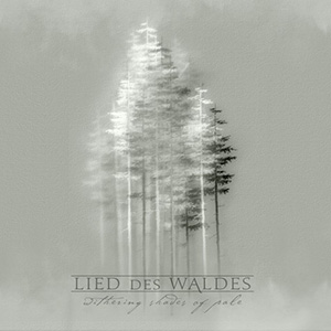 LIED DES WALDES - Withering Shades of Pale cover