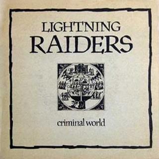 LIGHTNING RAIDERS - Criminal World cover