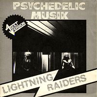 LIGHTNING RAIDERS - Psychedelic Musik cover