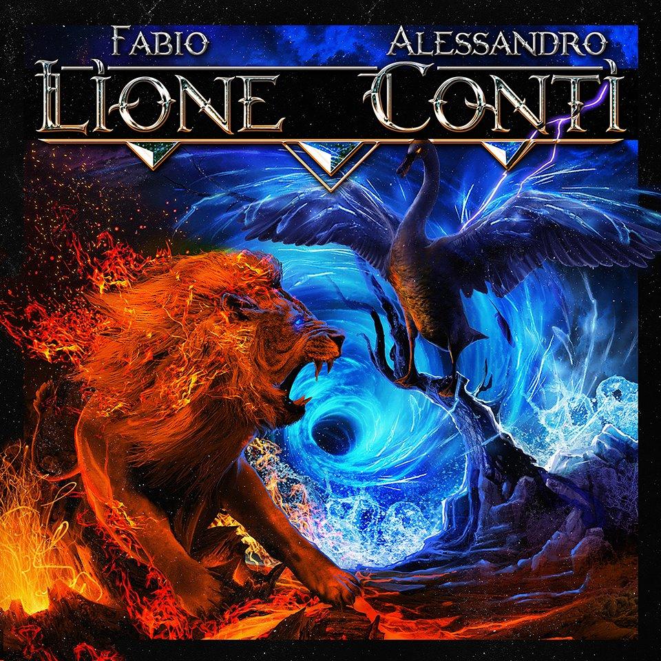 LIONE/CONTI - Lione/Conti cover