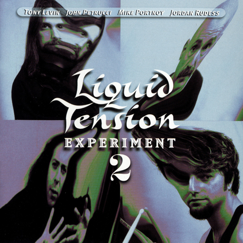 LIQUID TENSION EXPERIMENT - Liquid Tension Experiment 2 cover