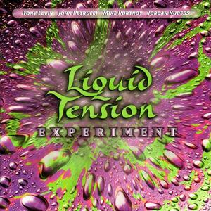 LIQUID TENSION EXPERIMENT - Liquid Tension Experiment cover
