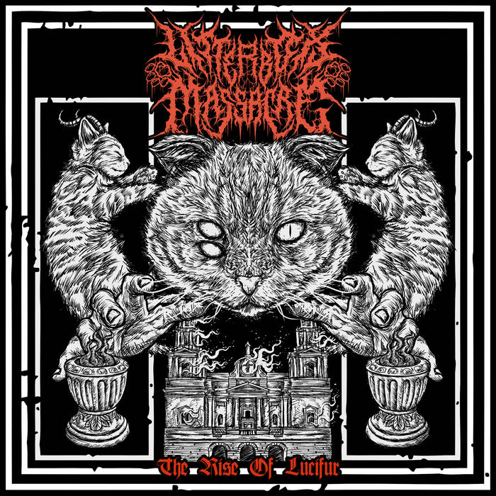 LITTERBOX MASSACRE - The Rise Of Lucifur cover