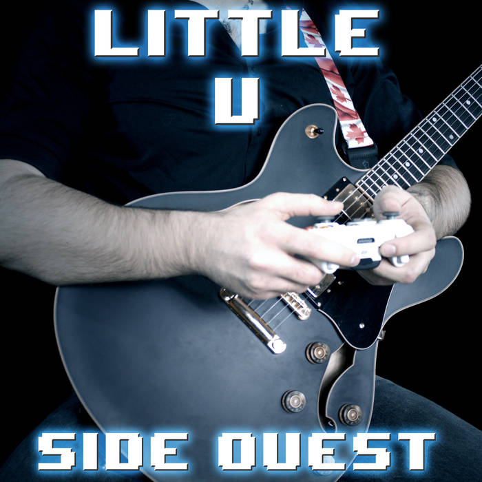 LITTLE V - Side Quest cover