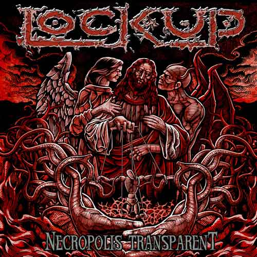 Necropolis Transparent album cover