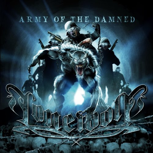 LONEWOLF - Army of the Damned cover