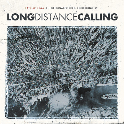 LONG DISTANCE CALLING - Satellite Bay cover