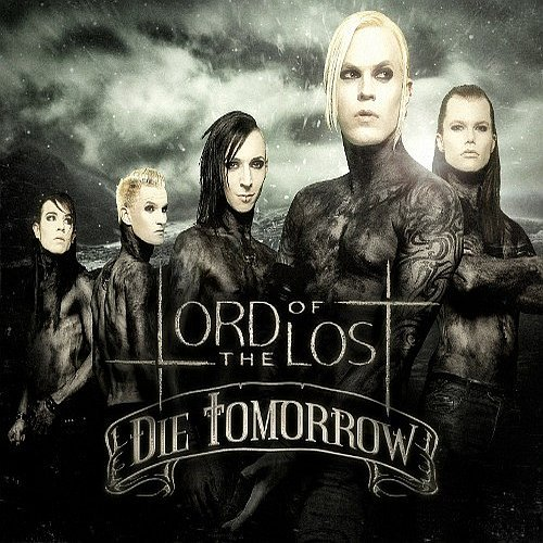 LORD OF THE LOST - Die Tomorrow cover