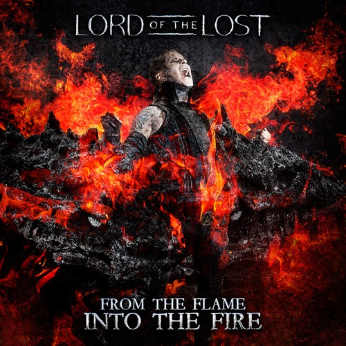LORD OF THE LOST - From The Flame Into The Fire cover