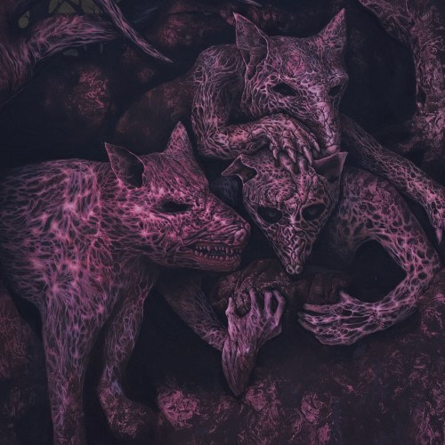 LORN - Arrayed Claws cover
