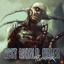 LOST WORLD ORDER - Parasites cover 