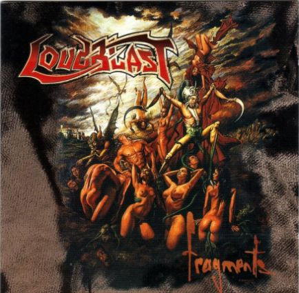 LOUDBLAST - Fragments cover