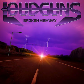 LOUDGUNS - Broken Highway cover