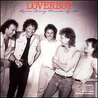LOVERBOY - Lovin' Every Minute Of It cover