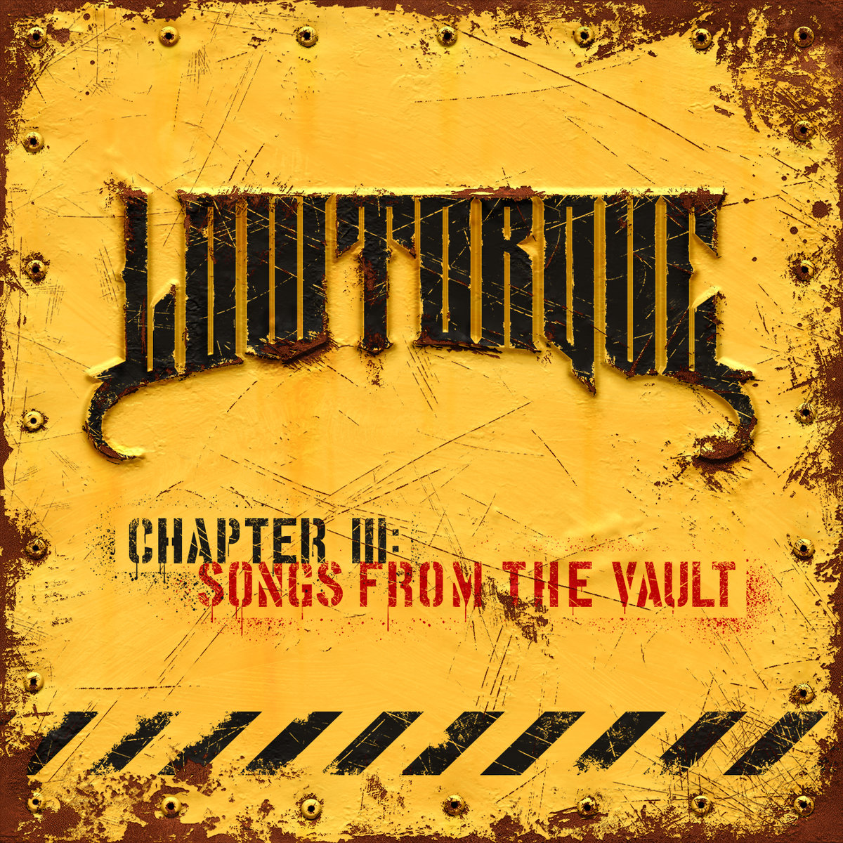 LOW TORQUE - Chapter III: Songs from the Vault cover