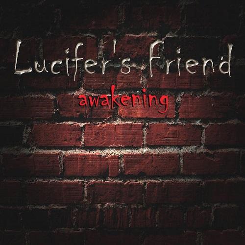 LUCIFER'S FRIEND - Awakening cover