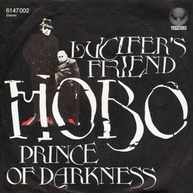 LUCIFER'S FRIEND - hobo / Prince Of darkness cover