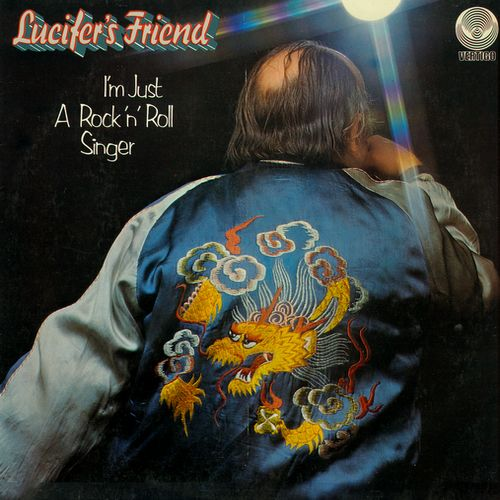 LUCIFER'S FRIEND - I'm Just A Rock 'n' Roll Singer cover