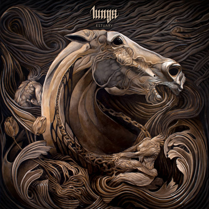 LUNGS - Estuary cover