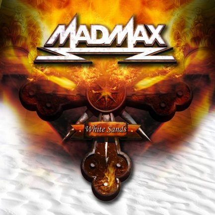 MAD MAX - White Sands cover