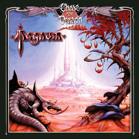 MAGNUM - Chase The Dragon cover