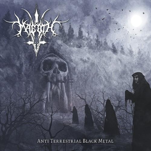MAGOTH - Anti Terrestrial Black Metal cover