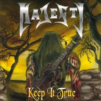 MAJESTY - Keep It True cover