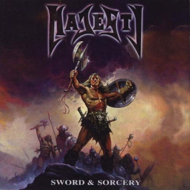 MAJESTY - Sword & Sorcery cover
