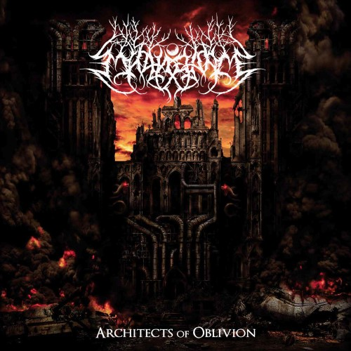 MALIGNANCE - Architects of Oblivion cover